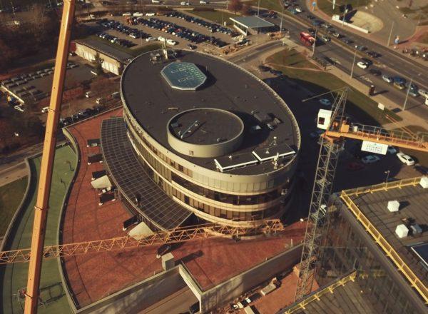 Administracinės paskirties pastatas Baravyko g., Vilnius